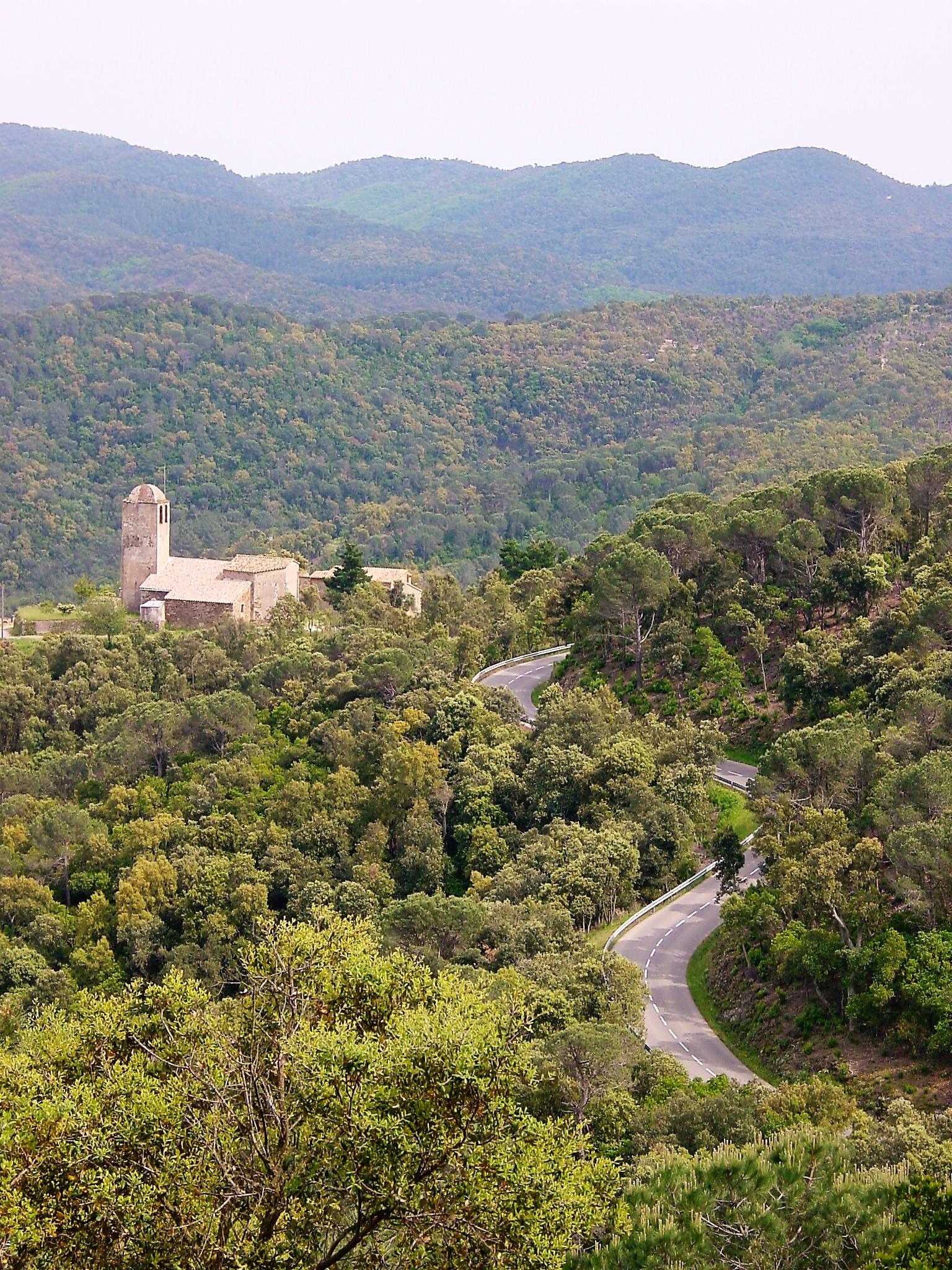Santa Pellaia (Cruïlles)