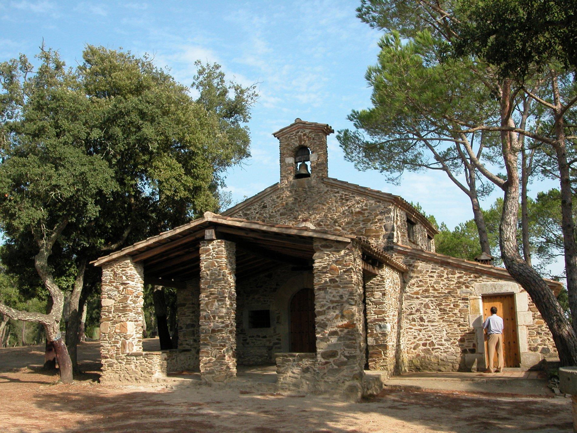 Sant Cristòfol del Bosc. Llambilles
