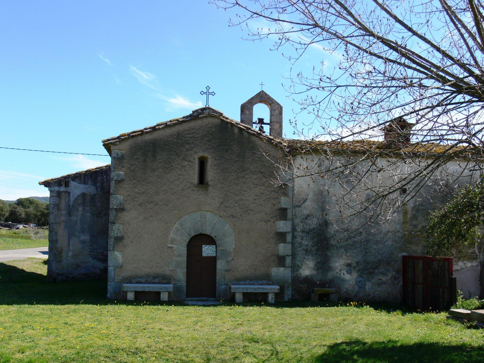 Sant Ampelit de Panedes. Llagostera