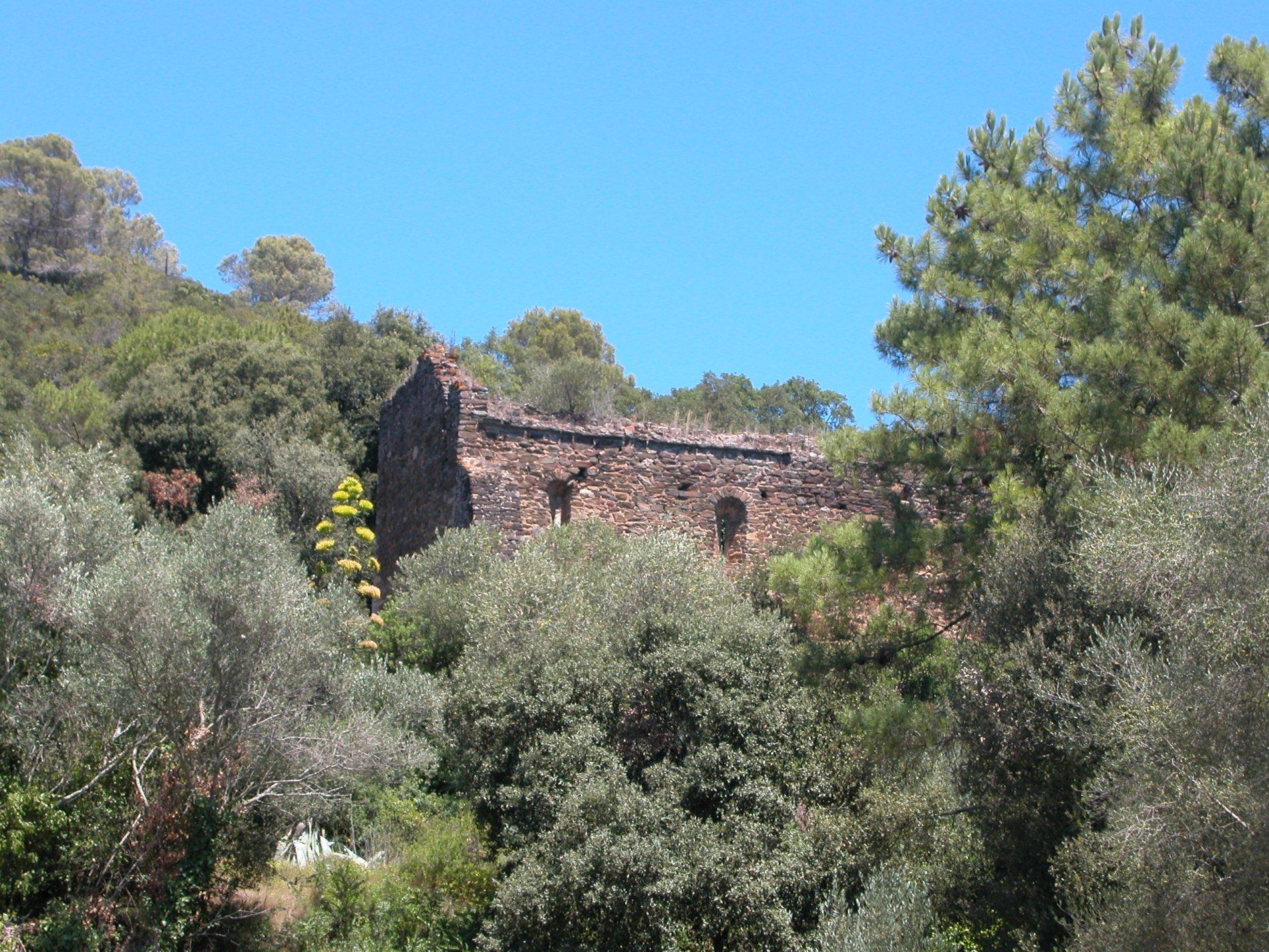 Sant Mateu vell de Vall-llobrega. Vall-llobrega