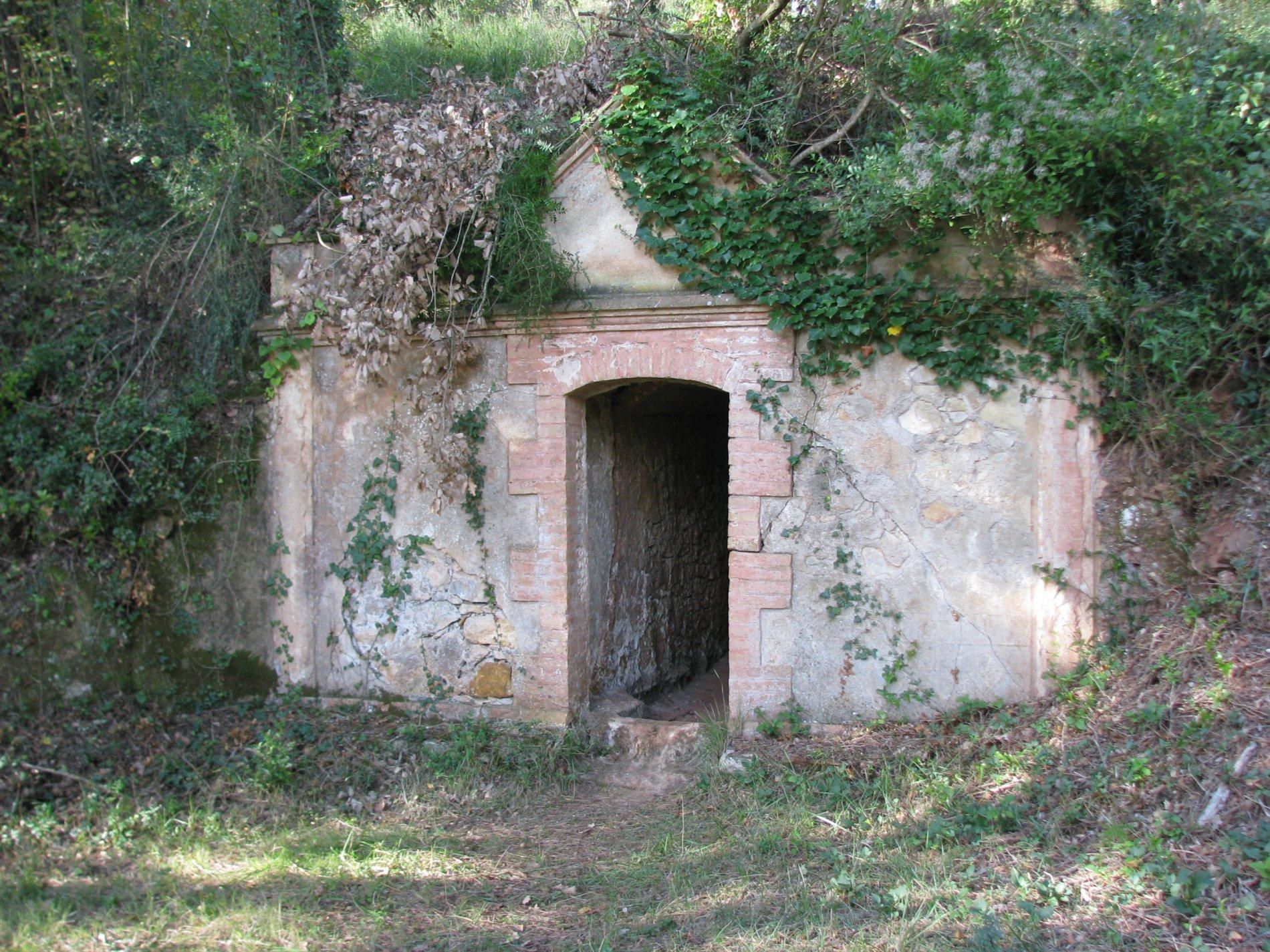 Font de les Curculles (Girona)