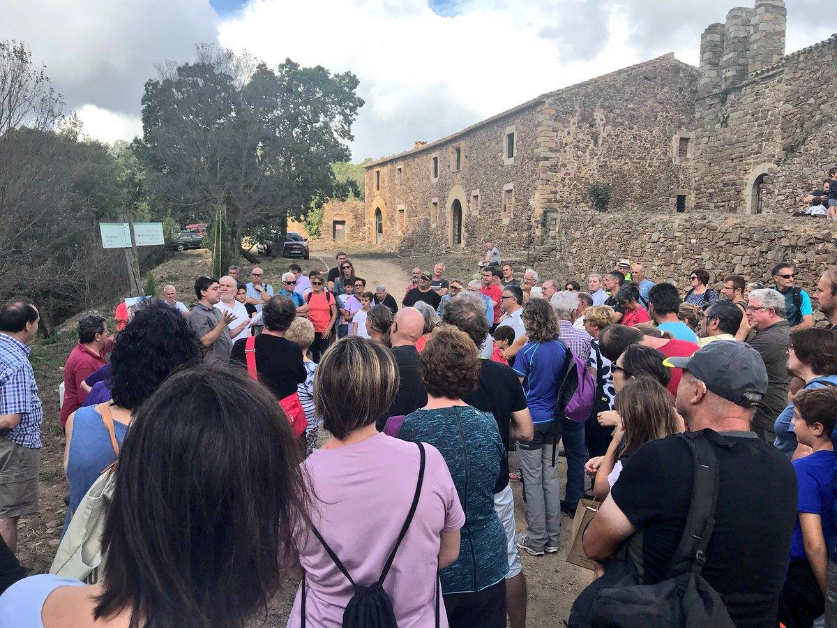 El tercer diumenge de setembre es recupera el tradicional aplec de Sant Cebrià dels Alls. Una antiga parròquia al cor de les Gavarres, ara pertanyent al municipi de Cruïlles, Monells i Sant Sadurní de l'Heura.