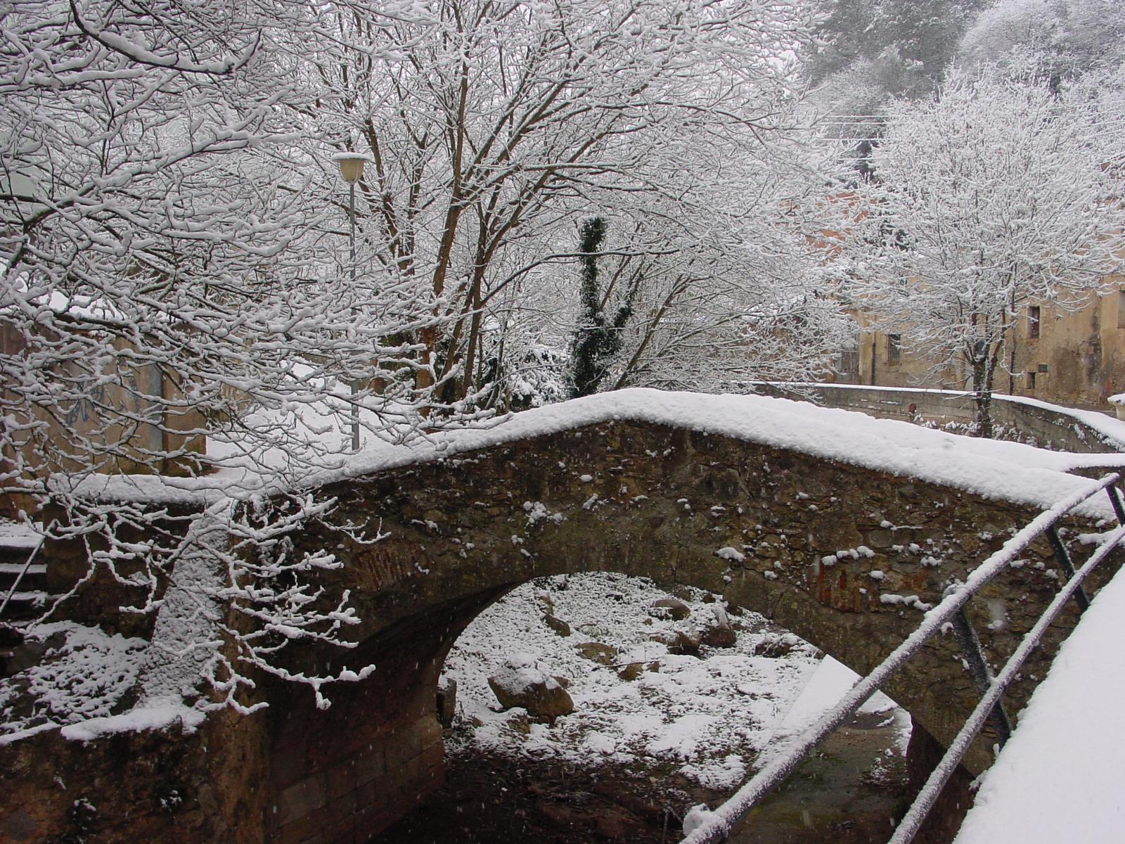 Pont de la Font del Bisbe