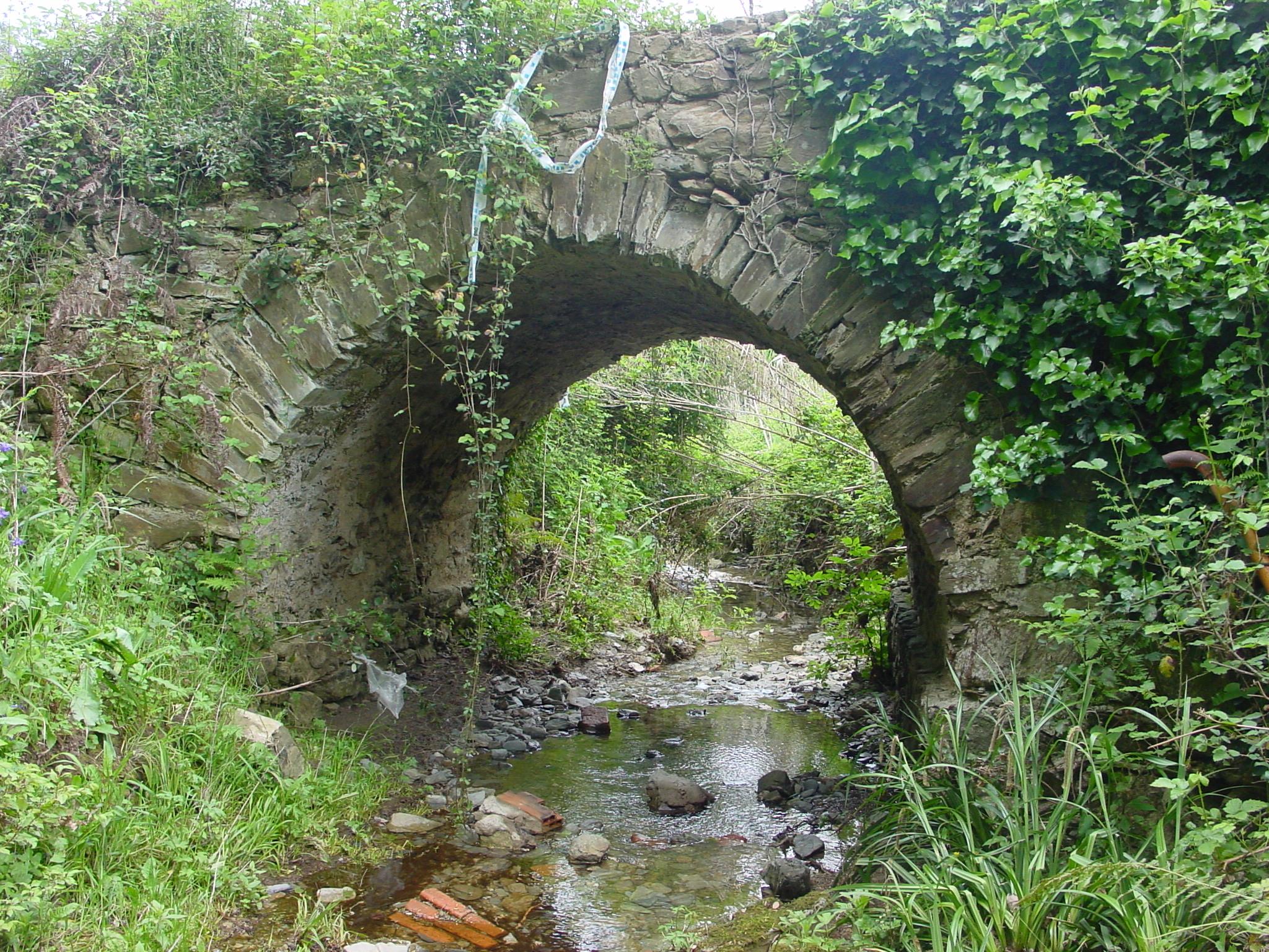 Pont d'en Xertell. Sant Pol