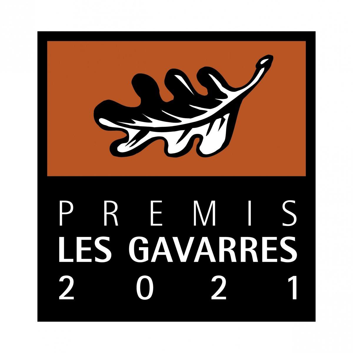 Logotip dels Premis Les Gavarres 2021