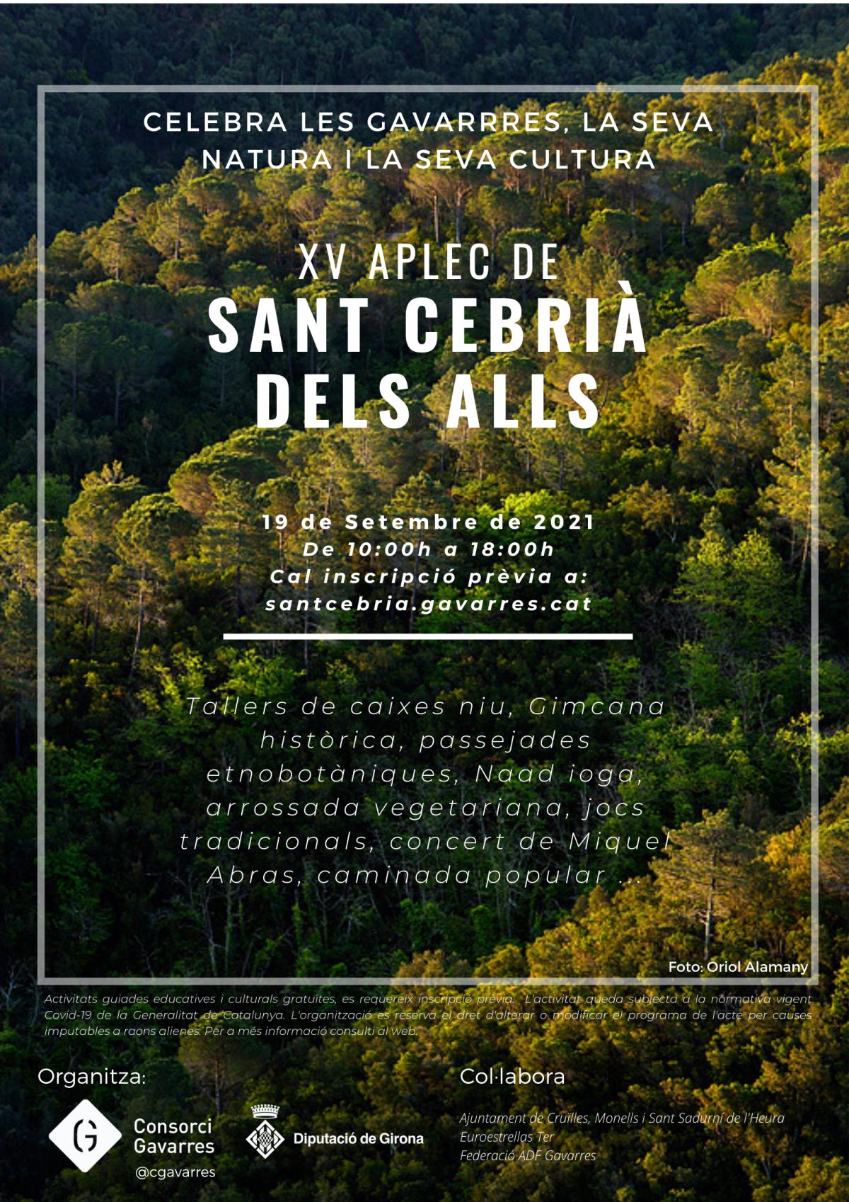 Aplec de Sant Cebrià dels Alls