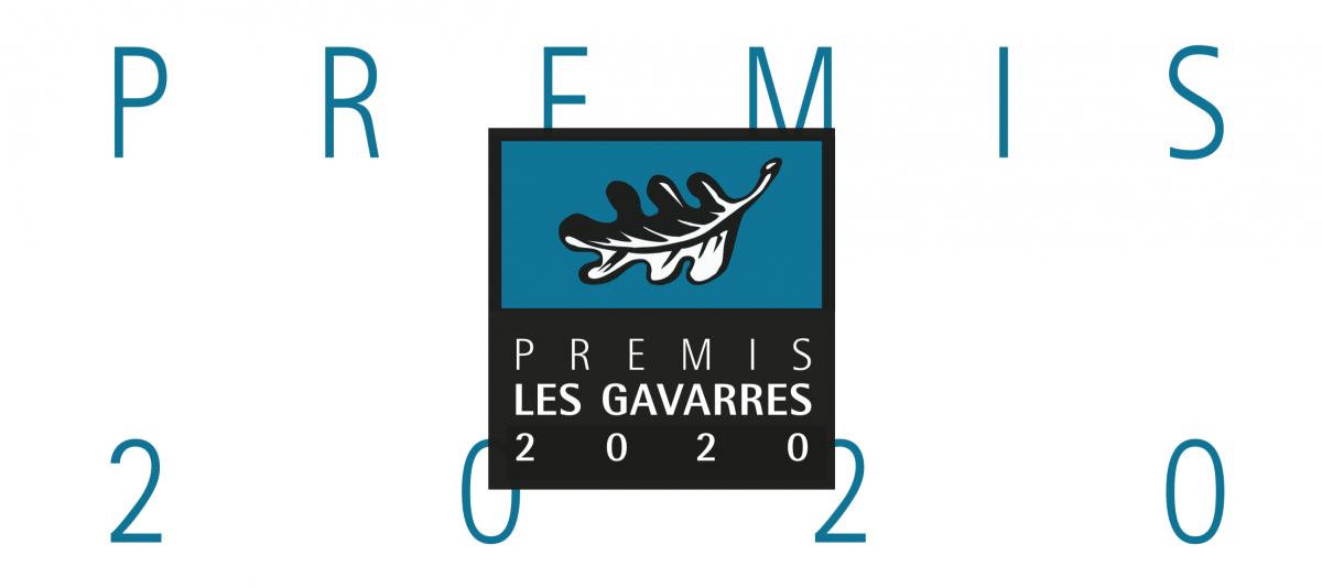 Cartell dels Premis Gavarres 2020