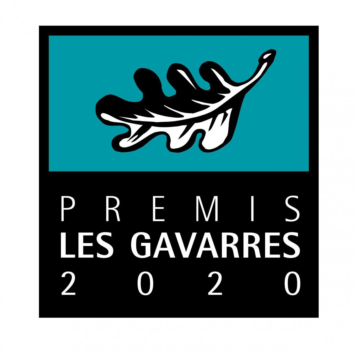 Logotip dels premis les Gavarres