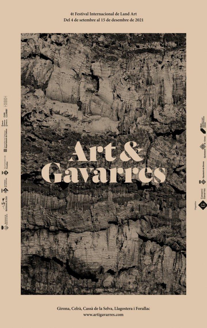 Cartell Art i Gavarres