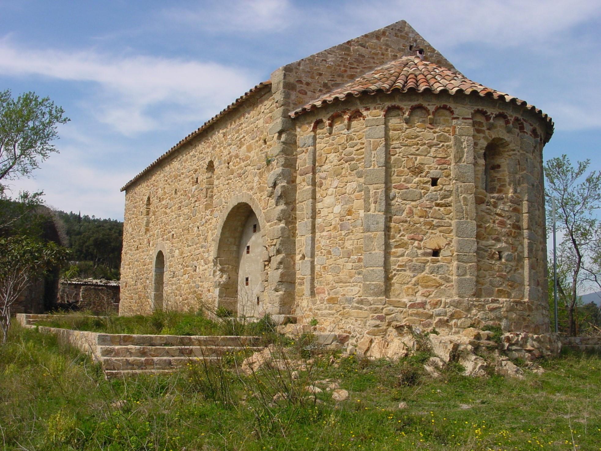 Santa Maria de Fenals d'Amunt (Castell-Platja d'Aro)